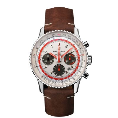 Montre Breitling Navitimer 1 B01 Chronograph 43 Airline Edition - Twa  - AB01219A1G1X2