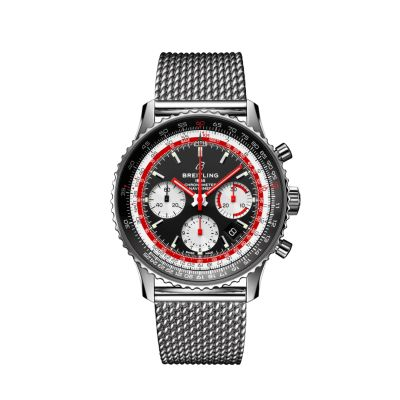 Montre Breitling  Navitimer 1 B01 Chronograph 43 Airline Edition - Swissair  - AB01211B1B1A1