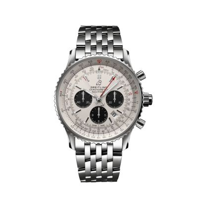 Montre Breitling  Navitimer 1 B03 Chronograph Rattrapante 45  - AB0310211G1A1