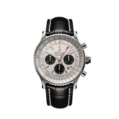 Montre Breitling  Navitimer 1 B03 Chronograph Rattrapante 45  - AB0310211G1P1