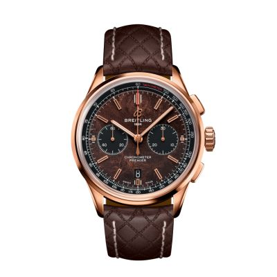 Montre Breitling  Premier B01 Chronograph 42 Bentley Centenary Limited Edition  - RB01181A1Q1X1