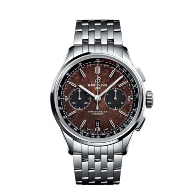 Montre Breitling  Premier B01 Chronograph 42 Bentley Centenary Limited Edition  - AB01181A1Q1A1