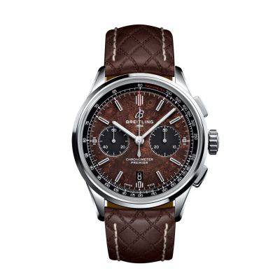 Montre Breitling  Premier B01 Chronograph 42 Bentley Centenary Limited Edition  - AB01181A1Q1X2