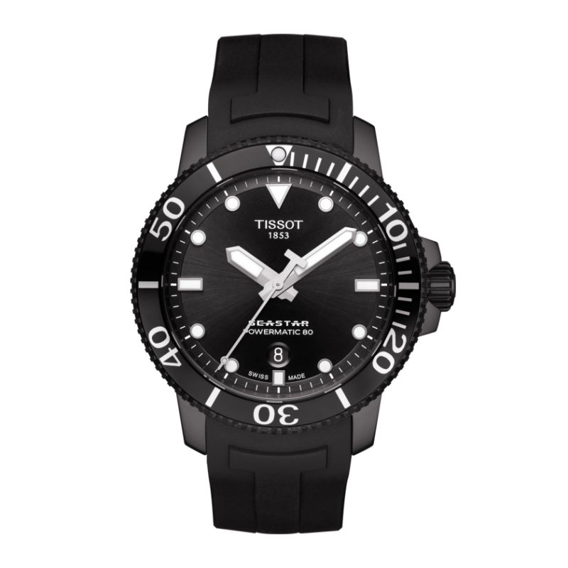 Montre TISSOT SEASTAR POWERMATIC 80