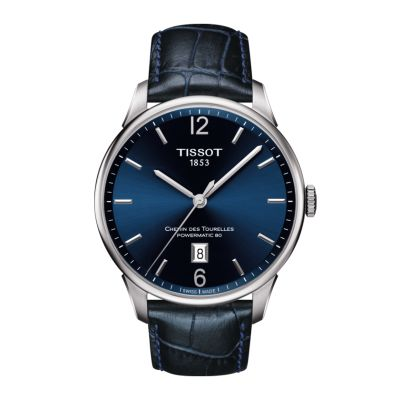 Montre TISSOT CHEMIN DES TOURELLES POWERMATIC 80