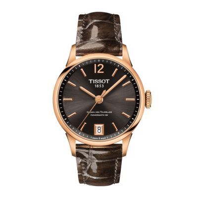 Montre TISSOT CHEMIN DES TOURELLES POWERMATIC 80 LADY