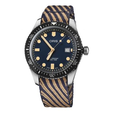 Montre Oris Divers Sixty-Five 2018