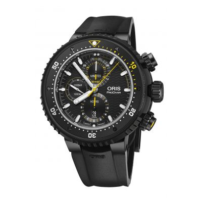 Montre Oris Dive Control Limited Edition