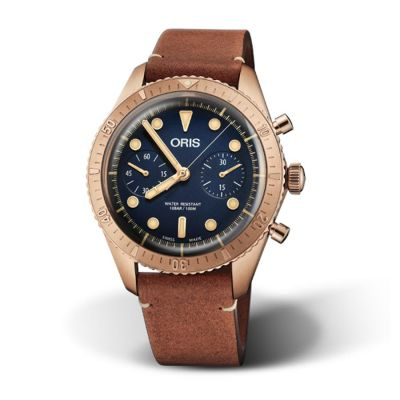 Montre Oris Carl Brashear Chronograph Limited Edition