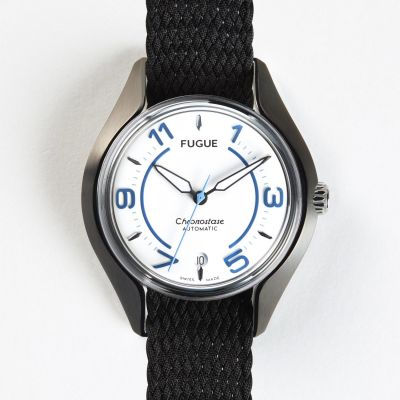 Montre Fugue Chronostase Ocean White