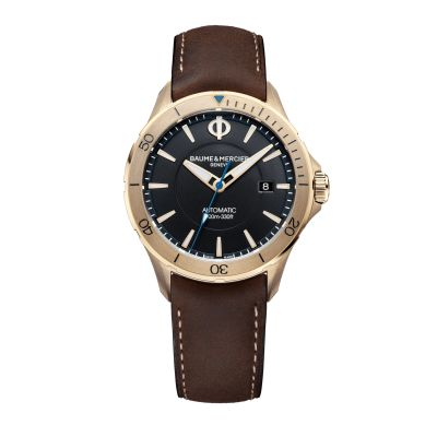 Montre Baume & Mercier Clifton Club 10500