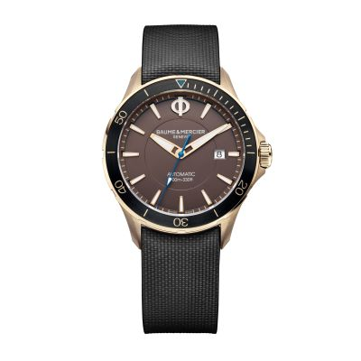 Montre Baume & Mercier Clifton Club 10501