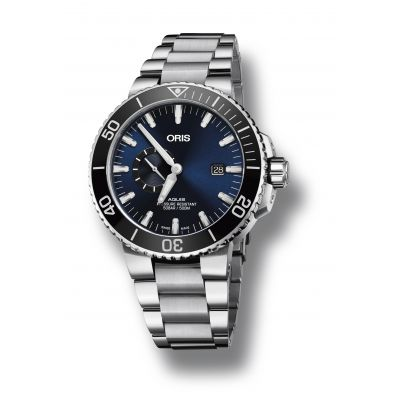 Montre Oris Aquis Small Second Date - 01 743 7733 4135-07 8 24 05PEB
