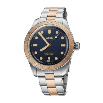 Montre Oris Divers Sixty-Five - 01 733 7707 4355-07 8 20 17