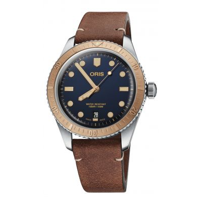 Montre Oris Divers Sixty-Five - 01 733 7707 4355-07 5 20 45