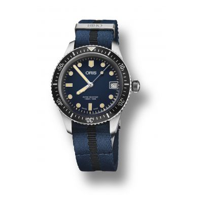 Montre Oris Divers Sixty-Five - 01 733 7747 4055-07 5 17 28