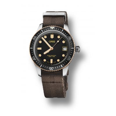 Montre Oris Divers Sixty-Five - 01 733 7747 4354-07 5 17 30