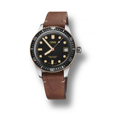 Montre Oris Divers Sixty-Five - 01 733 7747 4354-07 5 17 45