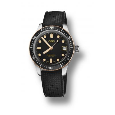 Montre Oris Divers Sixty-Five - 01 733 7747 4354-07 8 17 18