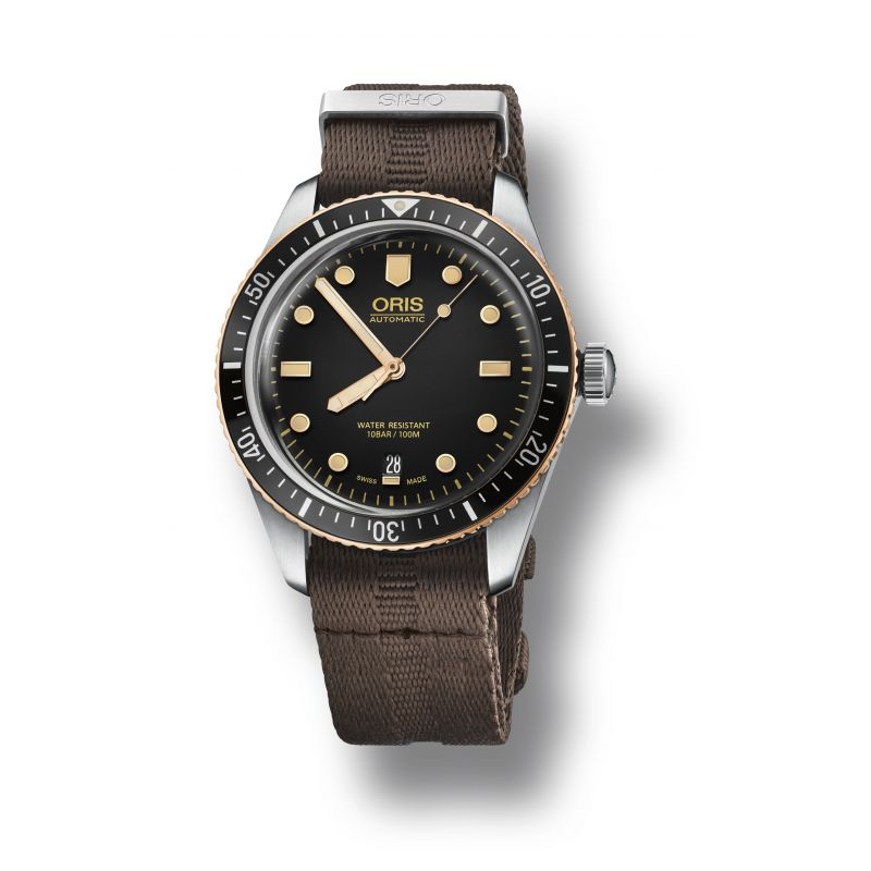 Montre Oris Divers Sixty-Five - 01 733 7707 4354-07 5 20 30
