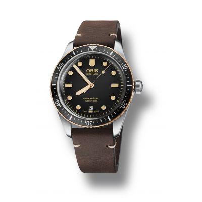 Montre Oris Divers Sixty-Five - 01 733 7707 4354-07 5 20 55