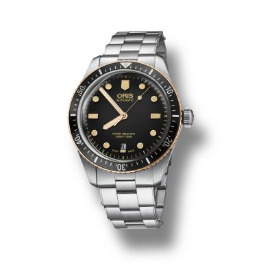 Montre Oris Divers Sixty-Five - 01 733 7707 4354-07 8 20 18