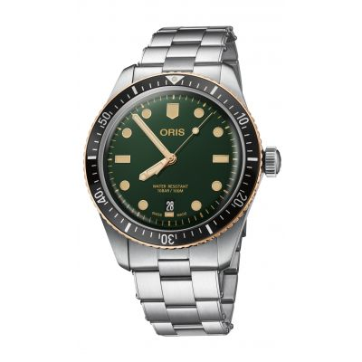 Montre Oris Divers Sixty-Five - 01 733 7707 4357-07 8 20 18