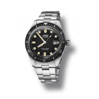 Montre Oris Divers Sixty-Five - 01 733 7720 4054-07 8 21 18