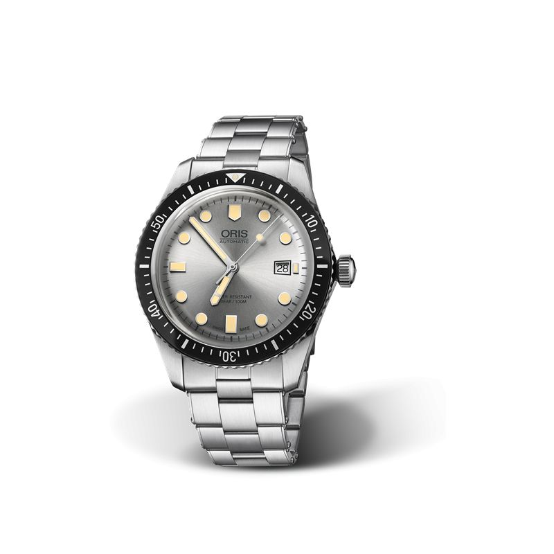 Montre Oris Divers Sixty-Five - 01 733 7720 4051-07 8 21 18