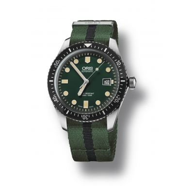 Montre Oris Divers Sixty-Five - 01 733 7720 4057-07 5 21 25FC