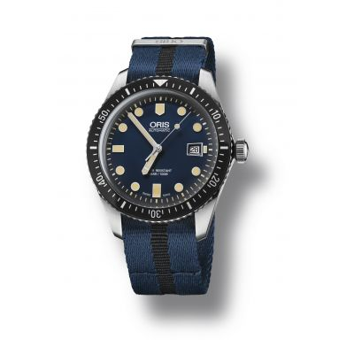 Montre Oris Divers Sixty-Five - 01 733 7720 4055-07 5 21 28FC