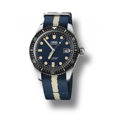 Montre Oris Divers Sixty-Five - 01 733 7720 4055-07 5 21 29FC