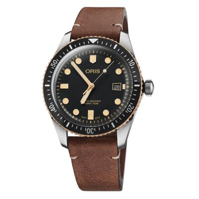 Montre Oris Divers Sixty-Five - 01 733 7720 4354-07 5 21 45
