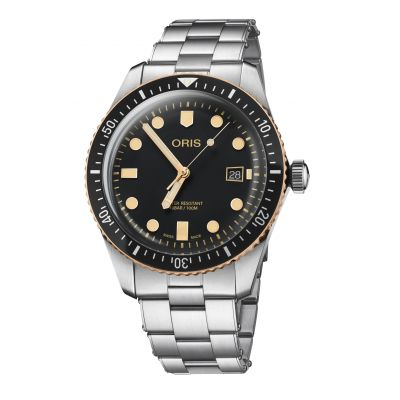 Montre Oris Divers Sixty-Five - 01 733 7720 4354-07 8 21 18