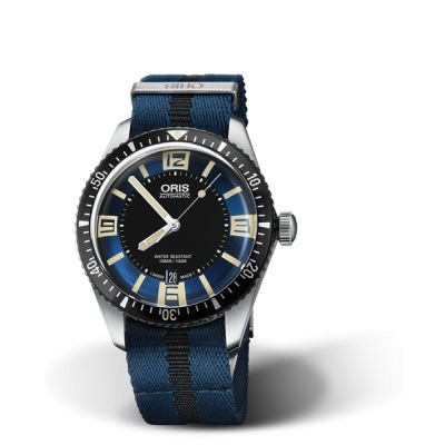 Montre Oris Divers Sixty-Five - 01 733 7707 4035-07 5 20 29FC