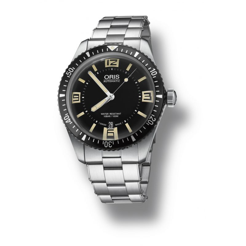 Montre Oris Divers Sixty-Five - 01 733 7707 4064-07 8 20 18