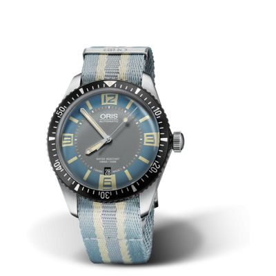 Montre Oris Divers Sixty-Five - 01 733 7707 4065-07 5 20 28FC