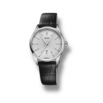Montre Oris Artelier Date Diamonds - 01 561 7724 4051-07 5 17 64FC