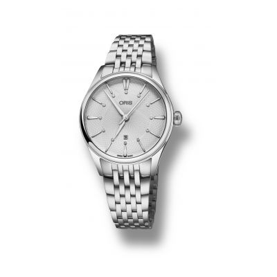 Montre Oris Artelier Date Diamonds - 01 561 7724 4051-07 8 17 79