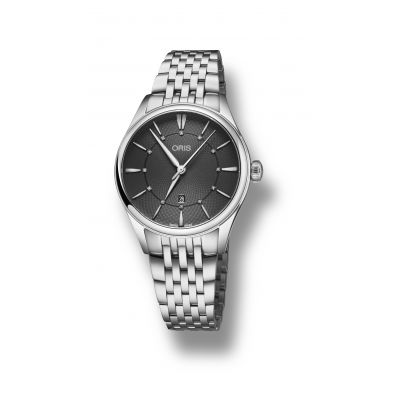 Montre Oris Artelier Date Diamonds - 01 561 7724 4053-07 8 17 79