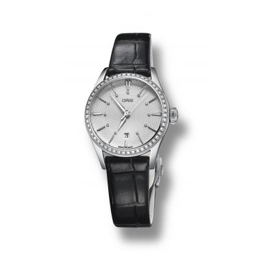 Montre Oris Artelier Date Diamonds - 01 561 7722 4951-07 5 14 64FC