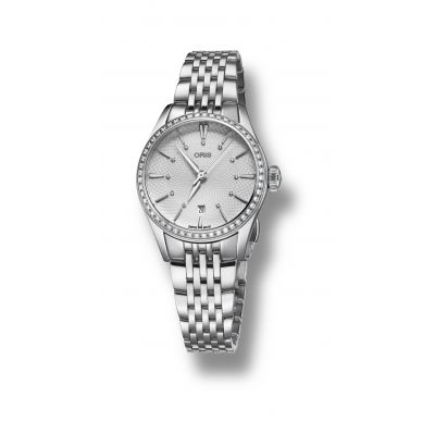 Montre Oris Artelier Date Diamonds - 01 561 7722 4951-07 8 14 79