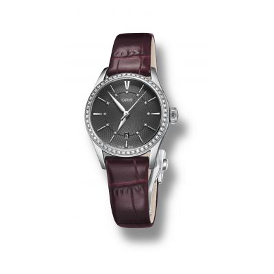 Montre Oris Artelier Date Diamonds - 01 561 7722 4953-07 5 14 63FC