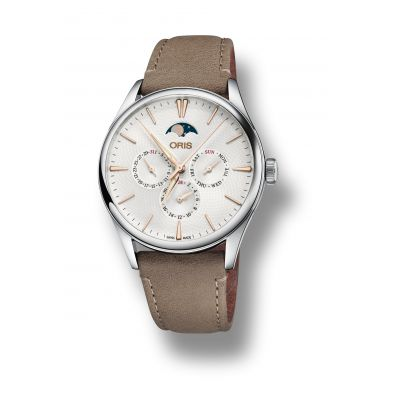 Montre Oris Artelier Complication - 01 781 7729 4031-07 5 21 32FC