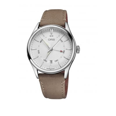 Montre Oris Artelier Pointer Day Date - 01 755 7742 4051-07 5 21 32FC