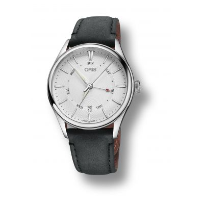 Montre Oris Artelier Pointer Day Date - 01 755 7742 4051-07 5 21 34FC