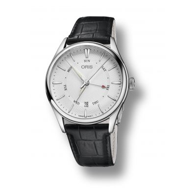 Montre Oris Artelier Pointer Day Date - 01 755 7742 4051-07 5 21 64FC