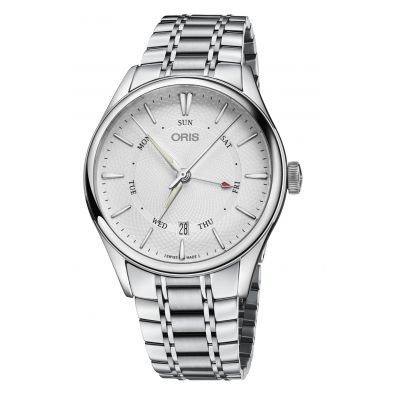 Montre Oris Artelier Pointer Day Date - 01 755 7742 4051-07 8 21 88