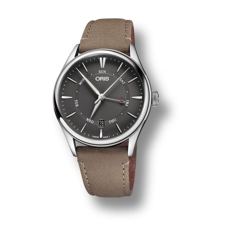 Montre Oris Artelier Pointer Day Date - 01 755 7742 4053-07 5 21 32FC