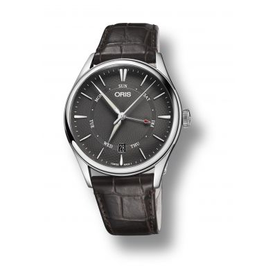 Montre Oris Artelier Pointer Day Date - 01 755 7742 4053-07 5 21 65FC